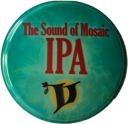 VIBORG BRYGHUS THE SOUND OF MOSAIC IPA